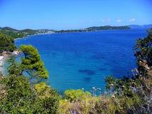 Η Ελλάδα, νησί Skiathos Στοκ φωτογραφία με δικαίωμα ελεύθερης χρήσης
