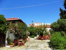 Η Ελλάδα, νησί Skiathos στοκ εικόνες
