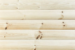 Η ελαφριά μπεζ σανίδα Η ξύλινη σύσταση Στοκ Φωτογραφίες