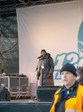 Η.Ε επίδειξης κλίματος α&la Στοκ Φωτογραφία