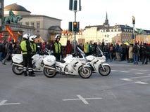 Η.Ε επίδειξης κλίματος α&la Στοκ Φωτογραφίες