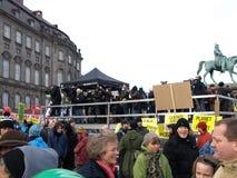 Η.Ε επίδειξης κλίματος α&la Στοκ εικόνες με δικαίωμα ελεύθερης χρήσης