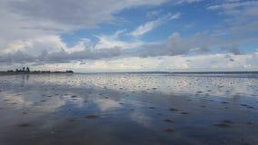 Η ζωή είναι μια παραλία Στοκ Εικόνες
