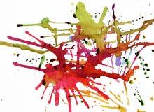 η ζωγραφική δονούμενος στοκ φωτογραφία με δικαίωμα ελεύθερης χρήσης