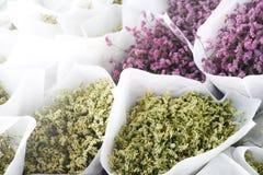 Η ζωηρόχρωμη ανθοδέσμη λουλουδιών κατάλληλη με την παρουσίαση γαμήλιου θέματος Στοκ φωτογραφία με δικαίωμα ελεύθερης χρήσης