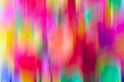 Η ζωηρόχρωμη περίληψη θολώνει το υπόβαθρο Στοκ Εικόνα