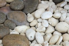 Η ζωηρόχρωμη σύσταση χαλικιών, αμμοχάλικο ψεκάζεται στο πάτωμα στοκ φωτογραφία με δικαίωμα ελεύθερης χρήσης