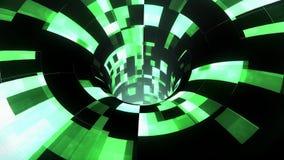 Η ζωηρόχρωμη τεχνολογική διαστρέβλωση δυσλειτουργίας wormhole διοχετεύει το νέο ποιοτικό τρύγο υποβάθρου ζωτικότητας βρόχων πτήση ελεύθερη απεικόνιση δικαιώματος