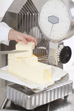 η ζύμη συστατικών αρχιμαγείρων προετοιμάζεται Στοκ φωτογραφία με δικαίωμα ελεύθερης χρήσης
