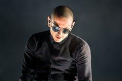 Η ζώνη μουσικής Linkin Park αποδίδει στη συναυλία Download Στοκ Φωτογραφία