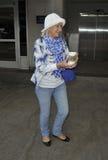 η ηθοποιός κυρία Helen αμελής Στοκ φωτογραφίες με δικαίωμα ελεύθερης χρήσης