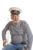Ηληκιωμένος ναυτικών Στοκ εικόνα με δικαίωμα ελεύθερης χρήσης