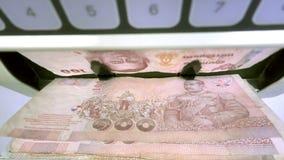 Η ηλεκτρονική αντίθετη μηχανή χρημάτων μετρά το ταϊλανδικό THB μπατ φιλμ μικρού μήκους
