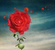 η ημέρα σύρει τον ευτυχή βαλεντίνο απεικόνισης s Στοκ Εικόνες