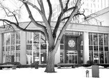 Η δημόσια βιβλιοθήκη, Ντένβερ, Κολοράντο, ΗΠΑ Στοκ εικόνα με δικαίωμα ελεύθερης χρήσης