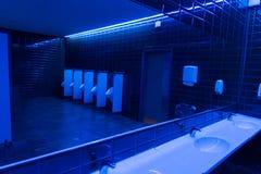 Η δημόσια τουαλέτα στοκ εικόνα