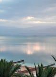 Η ηρεμία της νεκρής θάλασσας στοκ φωτογραφία με δικαίωμα ελεύθερης χρήσης