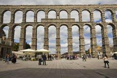 η 1$η αγγελία aquaduct καλύτερα έχτισε τα ιβηρικά αριστερά μνημεία αιώνα κατά το ήμισυ οι περισσότεροι μια συντηρημένοι χερσόνησο Στοκ Φωτογραφίες