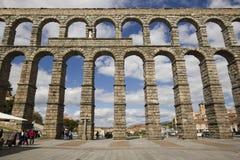 η 1$η αγγελία aquaduct καλύτερα έχτισε τα ιβηρικά αριστερά μνημεία αιώνα κατά το ήμισυ οι περισσότεροι μια συντηρημένοι χερσόνησο Στοκ εικόνες με δικαίωμα ελεύθερης χρήσης