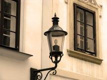 Η ηλεκτρική ενέργεια ήρθε στην πόλη Στοκ Φωτογραφίες