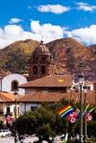 Η 100η επέτειος της ανακάλυψης Machu Picchu Στοκ Φωτογραφίες