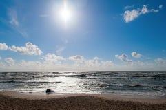 Η θάλασσα της Βαλτικής 1 Στοκ Φωτογραφίες