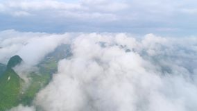 Η θάλασσα των σύννεφων στα βουνά φιλμ μικρού μήκους