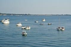 Η θάλασσα - (Ortigia/Συρακούσες) Στοκ Εικόνες
