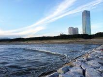 Η θάλασσα της Ιαπωνίας Στοκ Εικόνες