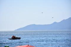 Η θάλασσα Marmara Bursa, Τουρκία Στοκ Εικόνα