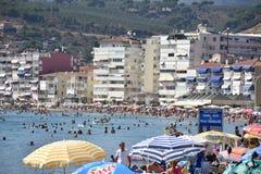 Η θάλασσα Marmara Bursa, Τουρκία Στοκ εικόνες με δικαίωμα ελεύθερης χρήσης