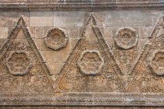 Η θέση μετακινείται την καταδίωξη timelapse του αρχαίου ναού του μνημείου Poseidon στο ακρωτήριο Sounio της Αθήνας, Ελλάδα ανεπιθ Στοκ εικόνα με δικαίωμα ελεύθερης χρήσης