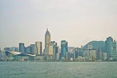 Η θέση νησιών Χονγκ Κονγκ Στοκ φωτογραφίες με δικαίωμα ελεύθερης χρήσης