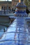 Η θέση της Ισπανίας στη Σεβίλη Στοκ Φωτογραφία