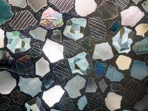 Η θαμπάδα ακτινοβολεί αυτοκόλλητη ετικέττα Στοκ Εικόνα