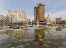 Η θαυμάσια παλαιά πόλη Μαδρίτη, Ισπανία στοκ φωτογραφία με δικαίωμα ελεύθερης χρήσης
