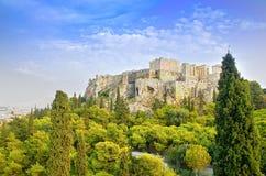 Η θεά της Αθηνάς στοκ φωτογραφία με δικαίωμα ελεύθερης χρήσης