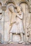 Η θυσία Cain και του Abel στοκ φωτογραφία