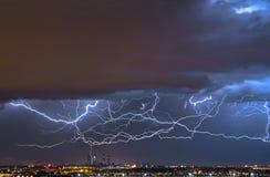 Η θύελλα στοκ φωτογραφίες