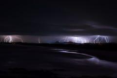 Η θύελλα Στοκ Εικόνες
