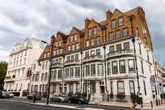 Η διάσημη περιοχή της Chelsea στο Λονδίνο Στοκ Εικόνα