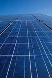 Ηλιακά πλαίσια Στοκ Εικόνα