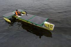 Ηλιακή βάρκα Στοκ Εικόνα