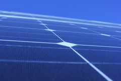 Ηλιακή ενέργεια, ηλιακά πλαίσια, ανανεώσιμες ενέργειες, ενότητες PV Στοκ Φωτογραφίες
