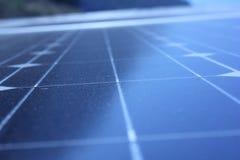 Ηλιακή ενέργεια, ηλιακά πλαίσια, ανανεώσιμες ενέργειες, ενότητες PV Στοκ Εικόνα