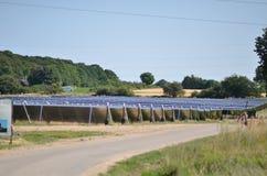 Ηλιακή σειρά Στοκ εικόνες με δικαίωμα ελεύθερης χρήσης