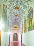Η διακοσμημένη αίθουσα Στοκ φωτογραφία με δικαίωμα ελεύθερης χρήσης