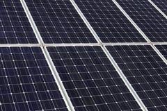ηλιακός σταθμός ισχύος λ&e Στοκ φωτογραφία με δικαίωμα ελεύθερης χρήσης