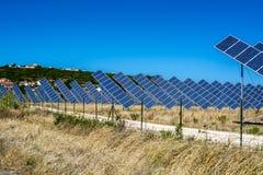 Ηλιακός τομέας το καλοκαίρι Στοκ Εικόνες