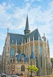Η διακόσμηση εκκλησιών Στοκ Εικόνες